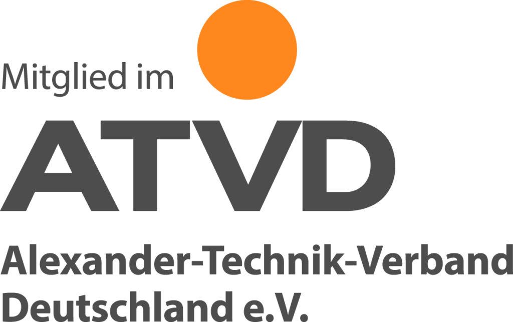 Mitglied im Alexander-Technik-Verband Deutschland e.V.
